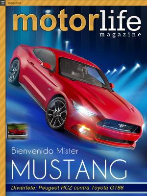 ¡Bienvenido, mister Mustang!