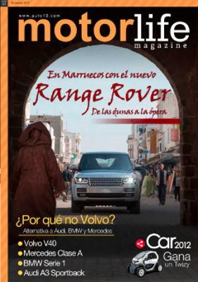 En Marruecos con el nuevo Range Rover