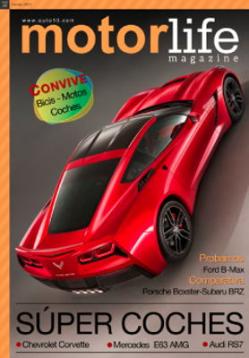 Súper coches: Corvette, RS7 y Boxster