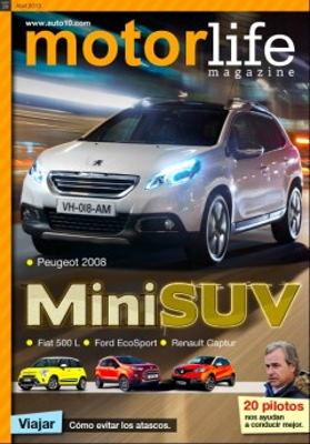 Los mini SUV del mercado y 20 pilotos
