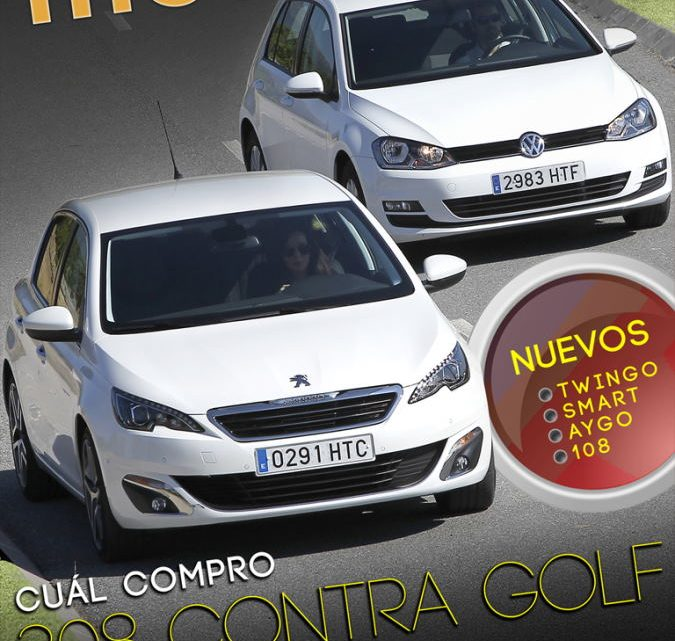 Peugeot 308 vs. VW Golf