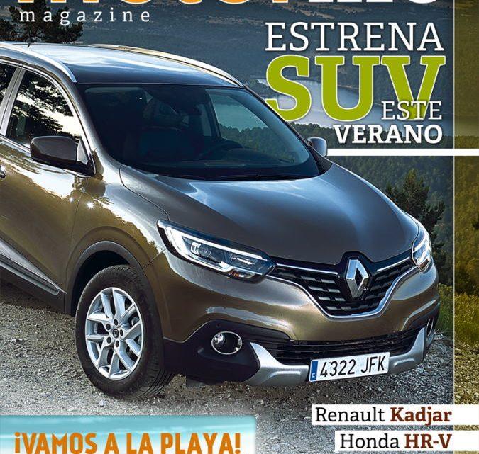 Renault Kadjar: un SUV redondo