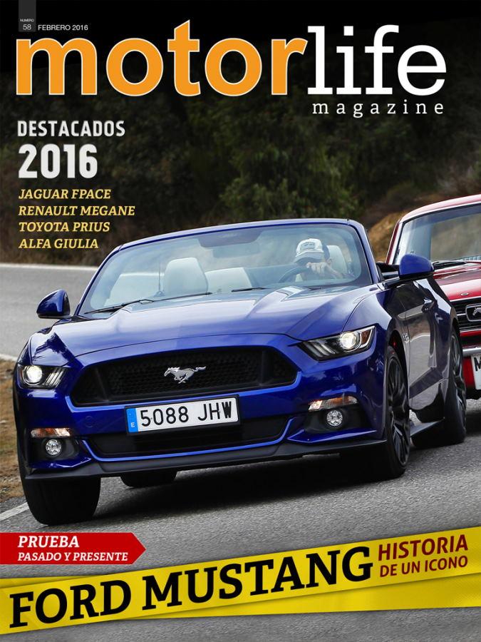 Motorlife Magazine nº 58, febrero 2016