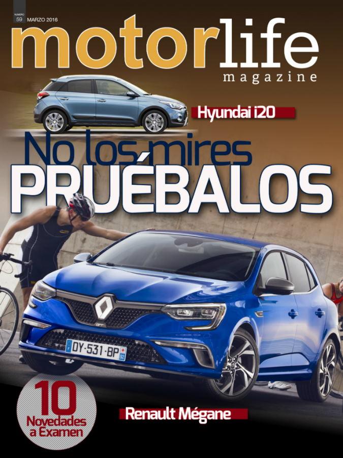 Motorlife Magazine nº 59, marzo 2016