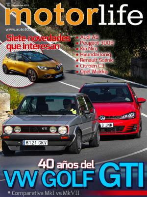 40º aniversario del Golf GTI