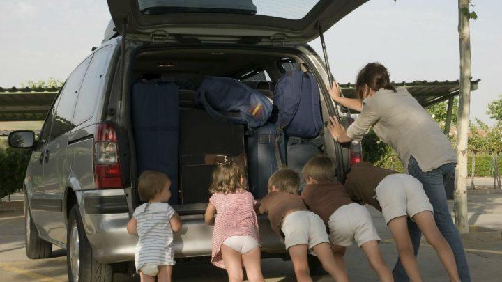 Coches familiares: SUV de 7 plazas, maleteros grandes y mascotas