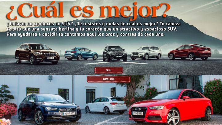 Buques insignia del mercado automovilístico español